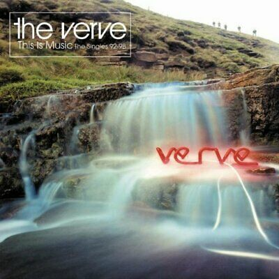 The Verve - This Is Music: The Singles 92-98 - The Verve CD ZSVG The Cheap Fast