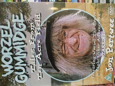 Worzel Gummidge - Tales From Ten Acre Field [DVD] - DVD  G6VG The Cheap Fast