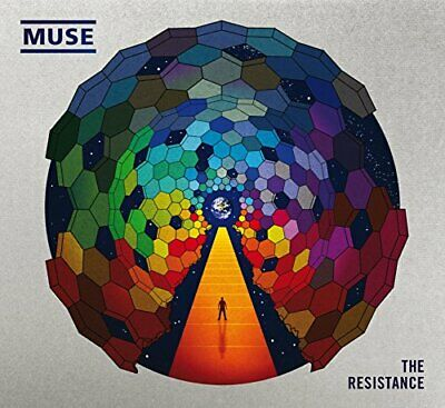 Muse - The Resistance - Muse CD MKVG The Cheap Fast Free Post The Cheap Fast
