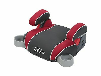Graco Backless Turbo Booster Car Seat Chili Red