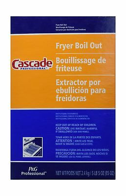Cascade with Phosphates Professional Fryer Boil Out 85-oz (1) 1