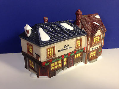 Dept 56 THE OLD CURIOSITY SHOP ORNAMENT w/box Dickens Village Combine Shipping!