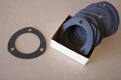 """header collector gaskets, 3-bolt, 3"""" hole .. box of 20"""