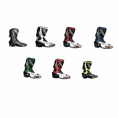 RST Tractech Evo Microfibre Motorcycle / Motorbike Boots