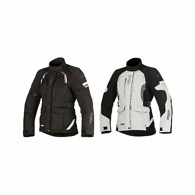 Alpinestars Motorcycle/Bike/Biking Stella Andes V2 Drystar Textile Riding Jacket