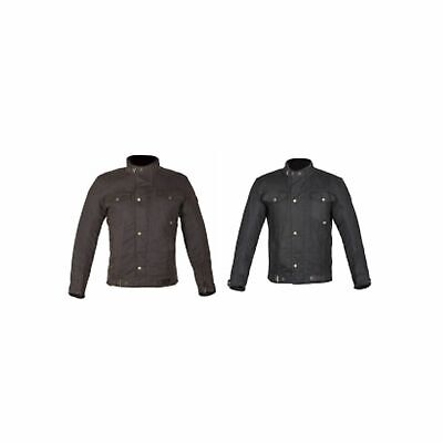 Spada Union Motorcycle/Bike/Biking Men's Wax Riding Jacket