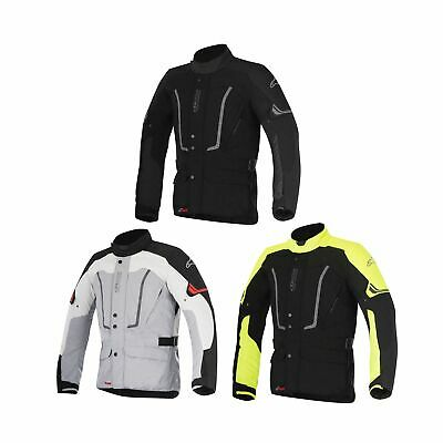 Alpinestars Motorcycle/Motorbike/Bike Vence Drystar Waterproof Riding Jacket