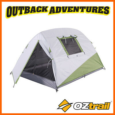 Oztrail Hiker 2 Person Dome Tent Backpacking Compact Lightweight New 2016 Model