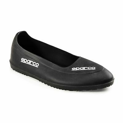 Sparco Race / Rally / Go Kart Slip On Rubber Overshoes - 002431