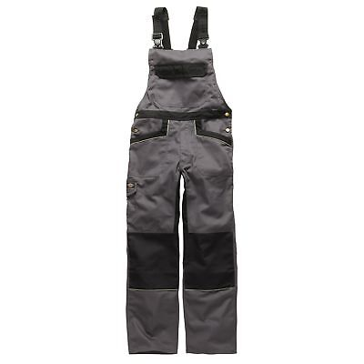 Dickies Workwear Industry 260 Bib And Brace Polyester / Cotton Workshop Overalls