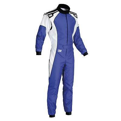 OMP KS-3 Go Kart/Karting Race/Racing Suit - CIK-FIA Level 2 Approved