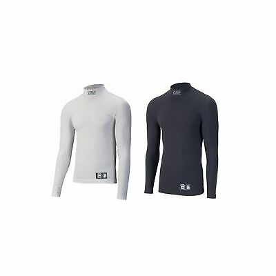 OMP Tecnica Long Sleeve Racing FIA Approved Flame Retardant Underwear Top