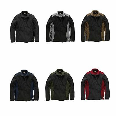 Dickies Pits / Workshop / Workwear Two Tone Polyester Micro Fleece