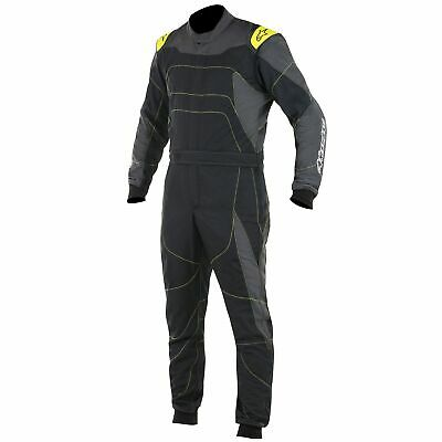 Alpinestars GP FIA 8856-2000 Approved Race / Rally / Track 2 Layer Aramid Suit