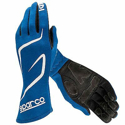 Sparco FIA Approved Land RG-3.1 Race/Rally/Trackday Nomex Fire Resistant Gloves