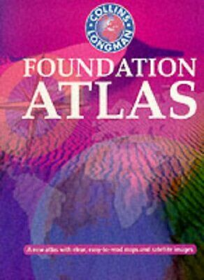 Foundation Atlas by Not Known Paperback Book The Cheap Fast Free Post