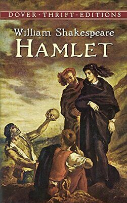 Hamlet (Dover Thrift Editions) by Shakespeare, William Paperback Book The Cheap