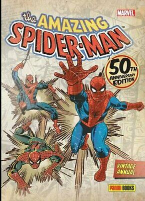 The Amazing Spider-Man Vintage Annual by various Book The Cheap Fast Free Post