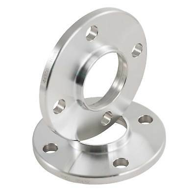 2 x Hub Centric (Hubcentric) Ford Aluminium / Alloy Wheel Spacers - Pair