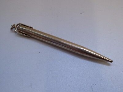 Vintage MABIE TODD FYNE POYNT Rolled Gold Mechanical Pencil