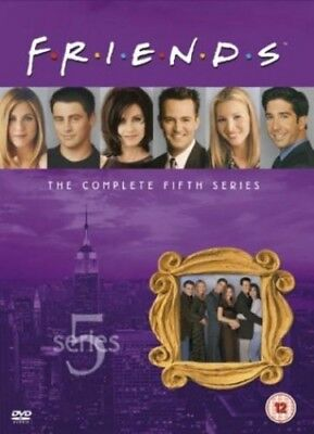 Friends: Complete Season 5 - New Edition [DVD] [1995] - DVD  ZKVG The Cheap Fast
