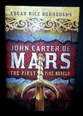John Carter of Mars The First Five Novels of the S
