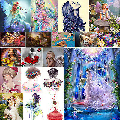 All Kinds Of Beauty 5D Diamond Painting Embroidery DIY Cross Stitch Craft Decor