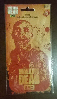 The Walking Dead - Decal - New And Sealed