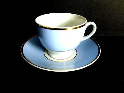 Royal Doulton Bruce Oldfield ~ 2004 Rd ~ Tea Cup & Saucer