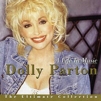 Dolly Parton - The Ultimate Collection: A Life In Music - Dolly Parton CD VWVG
