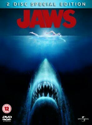 Jaws (2 Disc Special Edition) [DVD] - DVD  H4VG The Cheap Fast Free Post
