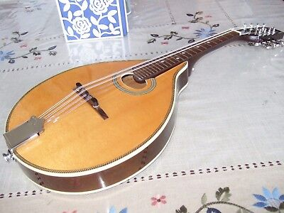Ashbury a Style Mandolin in good playing order & condition great tone low action