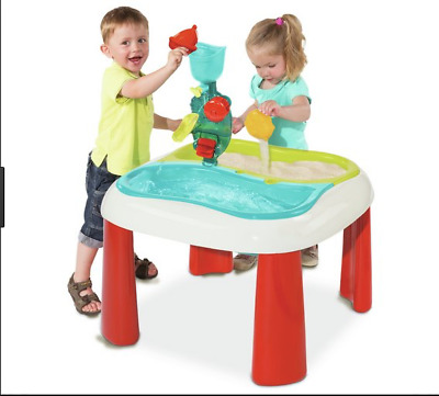 Smoby Water & Sand Play Table Brand New Box Damaged
