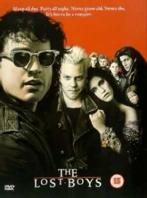 The Lost Boys [DVD] [1987] - DVD  MVVG The Cheap Fast Free Post