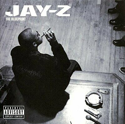 JAY-Z - The Blueprint - JAY-Z CD 4TVG The Cheap Fast Free Post The Cheap Fast