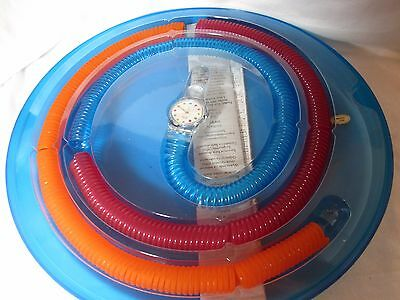 Ladies Swatch Elasticity 3 Color Coil Bands