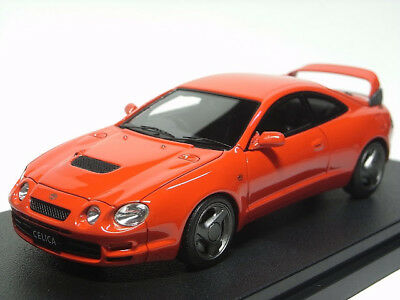 Toyota Celica Gt-four 1994 Red 1:43 Model 8304 HPI RACING
