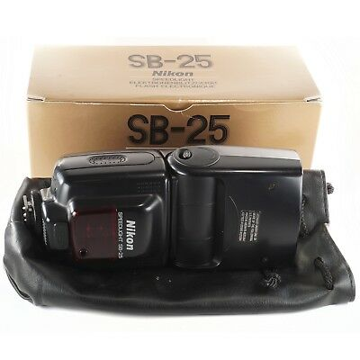 Nikon Speedlight SB-25 Flas Unit