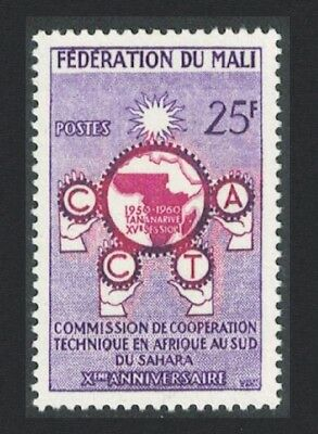 Mali African Technical Co-operation Commission 1v SG#13