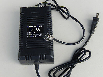 Ce Power Charger 36V 1.6A-2.0A Model: Lt01 Fr. Razor Electric Scooters