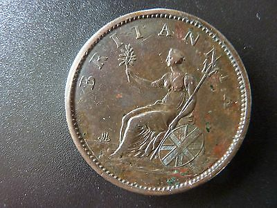 1806 George III Penny Coin