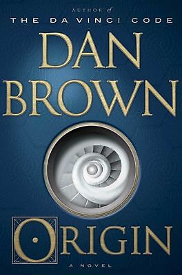 Origin by Dan Brown 2017  Digital Book epub mobi PDF fast delivery