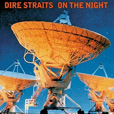 Dire Straits - On The Night - Dire Straits CD PBVG The Cheap Fast Free Post The