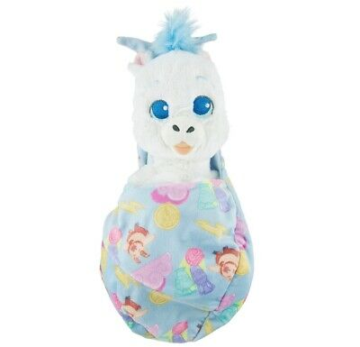 Disney Parks Baby Pegasus in a Blanket Pouch Plush New with Tags