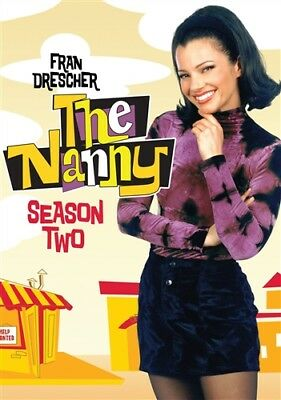 THE NANNY COMPLETE SECOND SEASON 2 TWO Sealed New 2 DVD Set