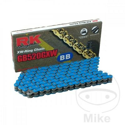 RK 520 GXW x 120 Links Blue XW-Ring Drive Chain