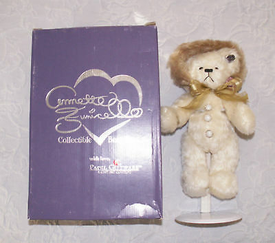 "Nib Annette Funicello ""katrina"" Collecitble Bear"