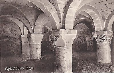 The Castle Crypt, OXFORD, Oxfordshire