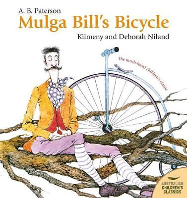 NEW Mulga Bill's Bicycle By A.B. Paterson Paperback Free Shipping