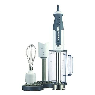 Kenwood HDP308WH Triblade mixer a immersione potenza 800 w 2 velocita'